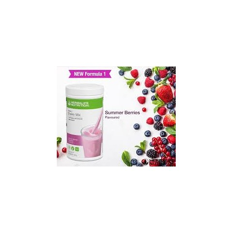 Herbalife Formula 1 Spiced Apple